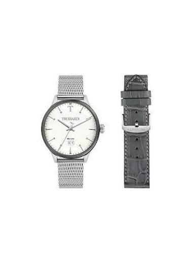 Trussardi Saat Gümüş